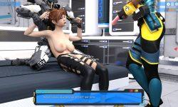 Pandapenguingames - Space Junk [v.0.0.5] (2018) (Eng) - Lesbian