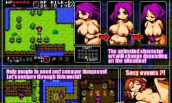 Libra Heart - The Sword Of Succubus / Ver. 1.0 - Femdom