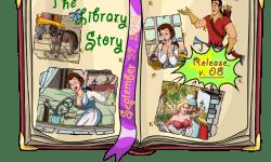 Latissa - The Library Story / 0.9 - Corruption