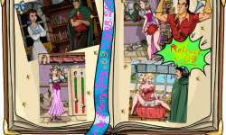The Library story 0.9b from Xaljio, Latissa -