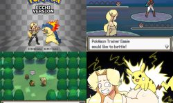 Pokémon Ecchi Ver. 10/3/2018 by Hinorashi - Male domination