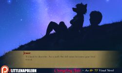 Changeling Tale V. 1.1 by Little Napoleon - Transformation