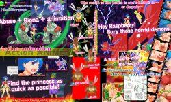 Revenge Swordswoman Raspberry - Final by Umanori Knights