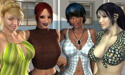 vdategames The Academy Part 2 ver..1 - Lesbian