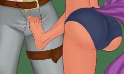 Sexvalley - Sex Valley [v.0.1.4] (2019) (Eng) [RPGM] - Big tits