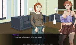 SocieTeam - Sinful Valley APK [V. 0.5] - Lesbian