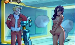 Robin - Space Rescue: Code Pink APK - Demo 3.5 - Anal sex