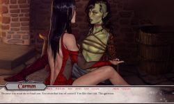 Dusky Hallows - Sanguine Rose - V. 2.2.2 + CG - Bdsm