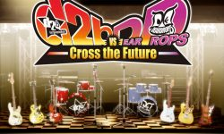 D2b V. Deardrops - Cross the Future - Final by Overdrive - Male protagonist