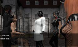 Fetish Stories The Asylum Day 3 v..1 from Darktoz - Bdsm