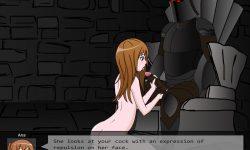 Pink Tea Games - Slave Lord Alpha Build v..3.4 - Blowjob