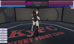 MrZGames - Kinky Fight Club - Ver. 0.1c - Female domination