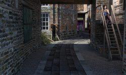 Mickydoo - Hustle Town - V. 10.1 - Male protagonist