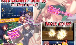 Nuruhachi Pon Pon - Monster Hunter Sapphire / ENG - Rape