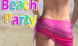 Pusooy – Beach Party 1 - 2 - Adventure