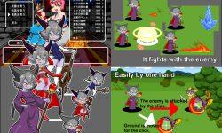Collection flash games Pabisshu - Futanari