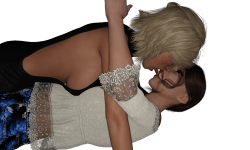3Diddly's World: Katie's Corruption V. 1.04 - Lesbian