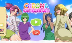 Playtouch - Chroma : Sexy Hentai Girls [Final] - Male protagonist