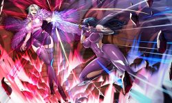 Black Lilith - Taimanin Asagi ZERO - English Patched - Futanari