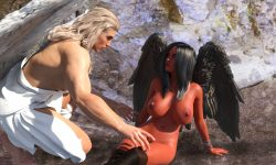 Lilith and Gabriel - Final - Completed - Male protagonist