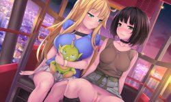 Dharker Studio - Roomie Romance Ver. 1.15 Final - Lesbian