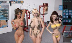 Digital Red All Star Strip Poker - Girls at Work -