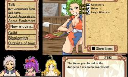 Undies An Erotic Yuri RPG.1 by Winterfeed - Fantasy