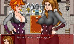 Maikeruurashima - Crimson Veil - Ver. 1.2 Demo - Lesbian