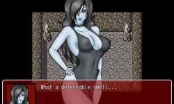 The Cumming Vampire Princess - Futanari