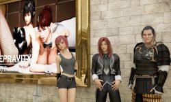 The Adventures Of Neko Fairys Remastered - Episode 2.2 - Female Protagonist
