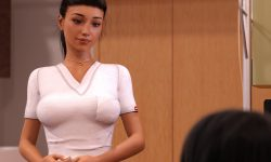 Groping of the Psychological Counselor - Milf