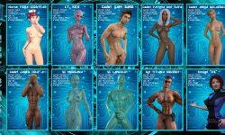 RanliLabz - SpaceCorps XXX [V. 0.3.0] (2018) (Eng) - Milf