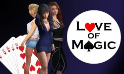Droid Productions - Love of Magic APK - 0.3.9 - Male protagonist