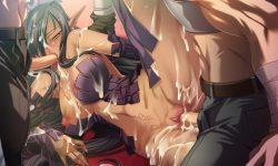 Kuroinu Chapter 1 by MangaGamer - Family sex