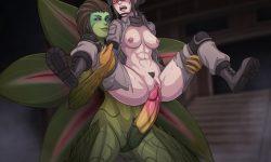 Dystopian Project - Overgrown: Genesis - Ver. 0.11.1 - Rape