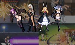 MenZ Studio Virgin Invader 2015 English Uncensored - Monster girl
