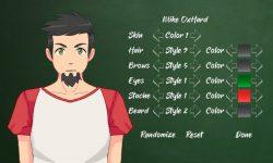 Heroes University H APK 0.0.1-2 - Male protagonist