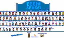 BlueCat - Ecchi Sensei [Day 1] (2018) (Eng) - Milf