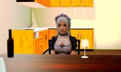 ChickenFlavor - Brain Damaged - V. 0.8 - - Monster girl