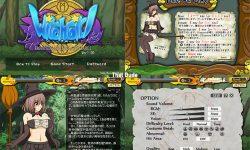 Flower Witch / V. 1.0 - Futanari
