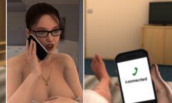 Vdategames - A Date With Bridgette [Part 1] (2017) (Eng) - Big breasts
