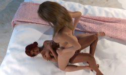 AlexGE - Au-pair Innocence [v.0.6 SE] (2017) (Eng) - Lesbian