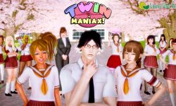 Twin Maniax! - 0.01 - Male protagonist