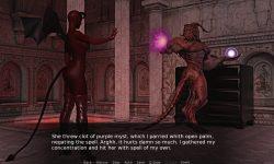 Dark Influence: Stolen Fate - 0.1 - Mind control