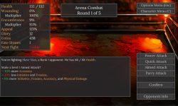 Acac - Darkmorrow Arena - 0.1 - Female protagonist