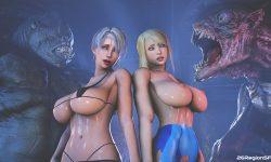 Kasumigake Collection DoA - Big tits