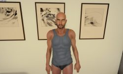 La Douche - 0.15 by ZnelArts - Big breasts