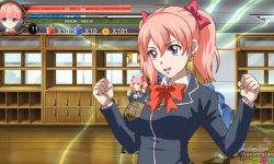 Umai Neko FIGHTING GIRL SAKURA R Eng Interface - Fantasy