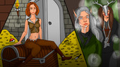 Queen of Rogues Game - Fantasy