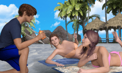 ICCreations - IC In Paradise APK [v..3c] - Incest